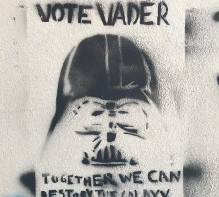 #StarWarsDay: Alessandro Votes For Vader
